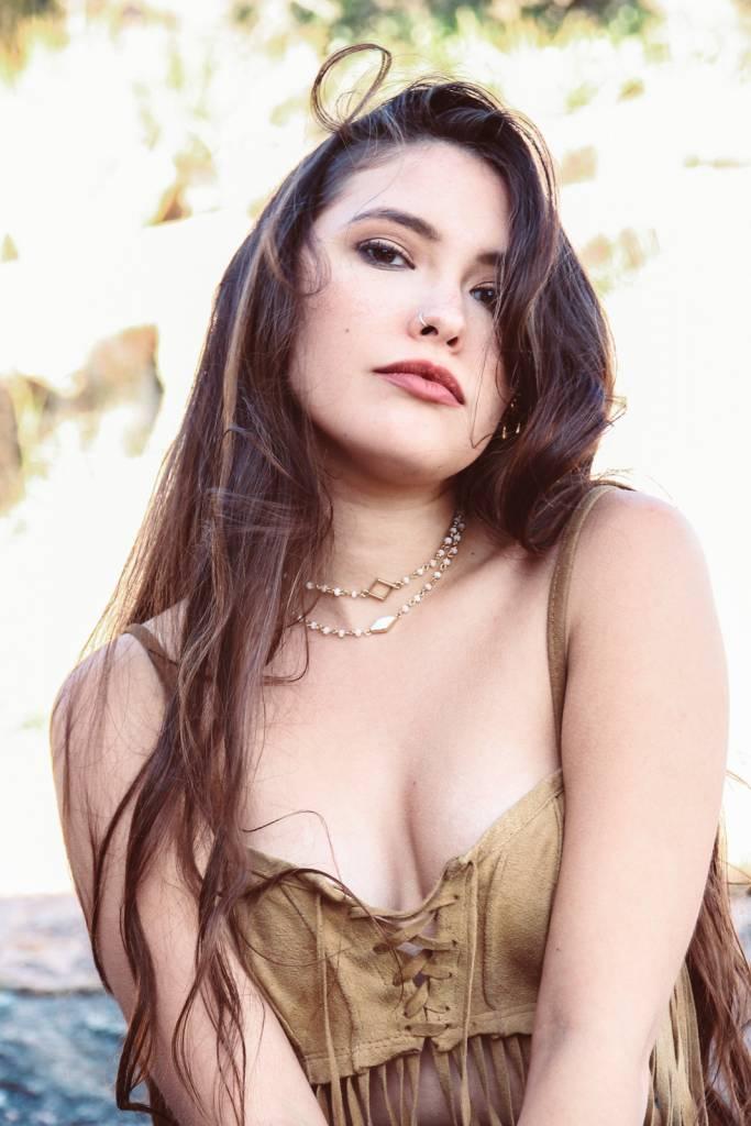 Shira Melody Midland Necklace