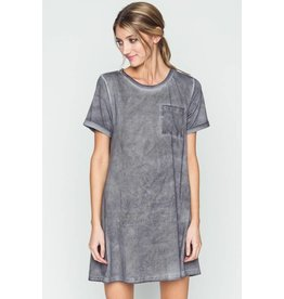 Edge of the World T-Shirt Dress