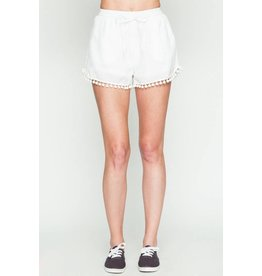 Pom Pom Short Shorts