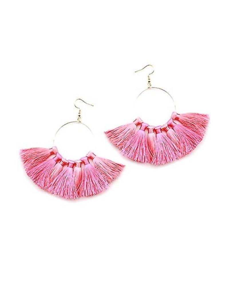 Juniper Tassel Earrings