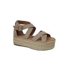 Kelly Platform Espadrille Sandal