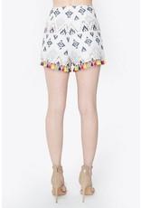 Hailey Tassel Set Shorts
