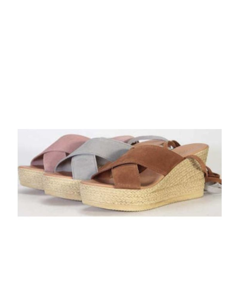 Milly Espadrille Wedge