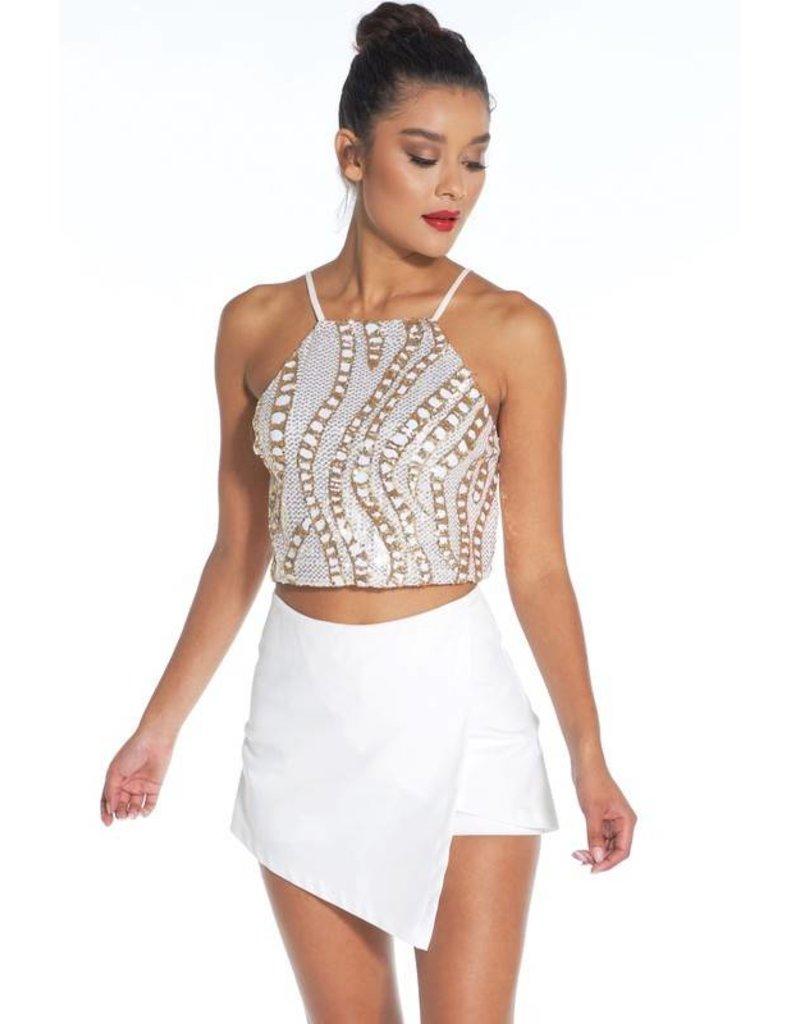 Asymmetrical Shorts