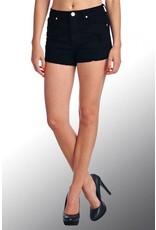 Perfectly Distressed Denim Shorts