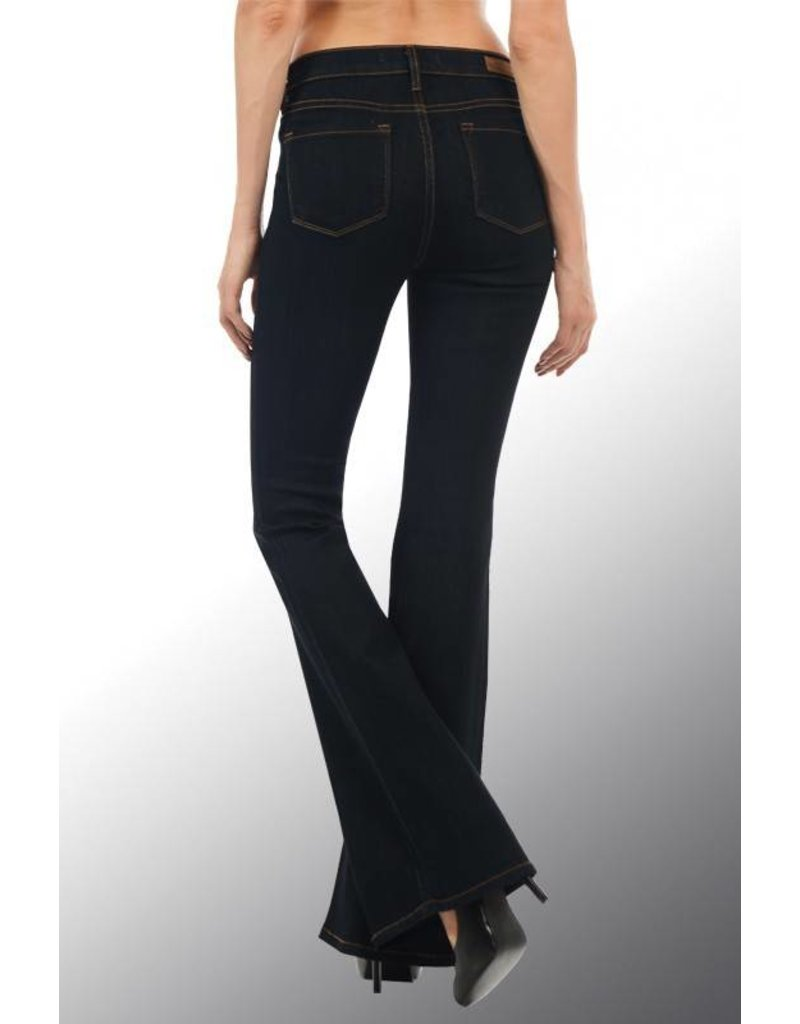 Perfectly Flared Jeans (White)