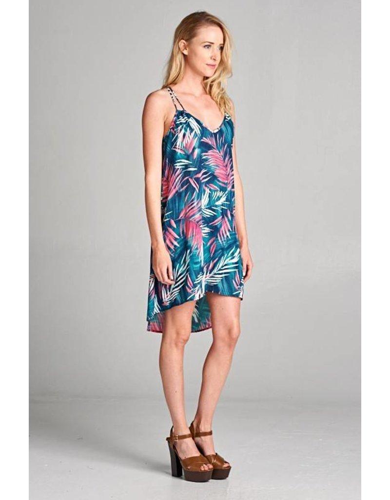 Palm Time Dress