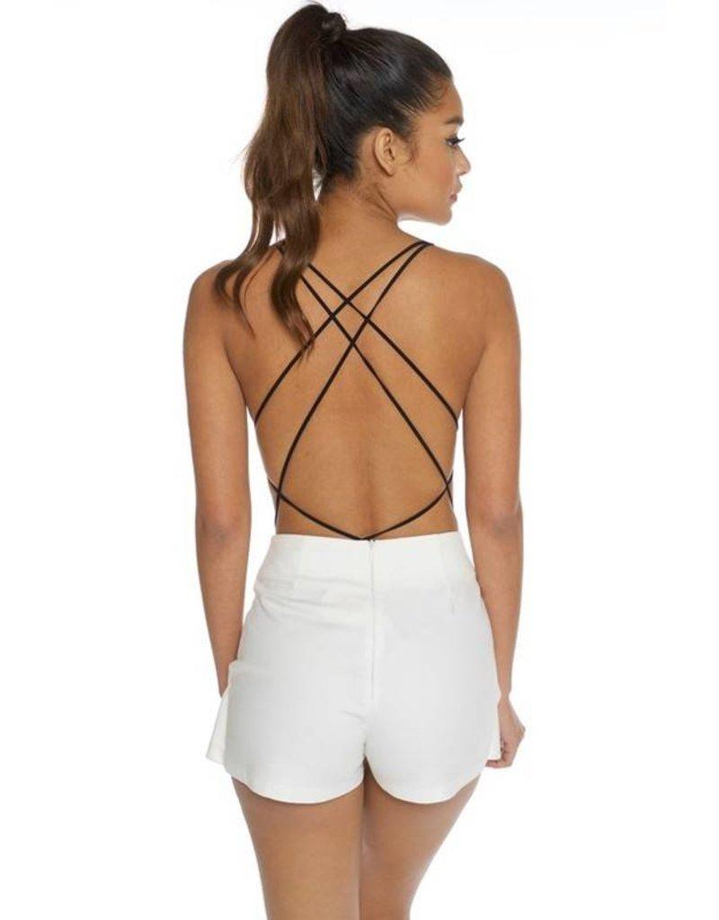 Sassy String Bodysuit