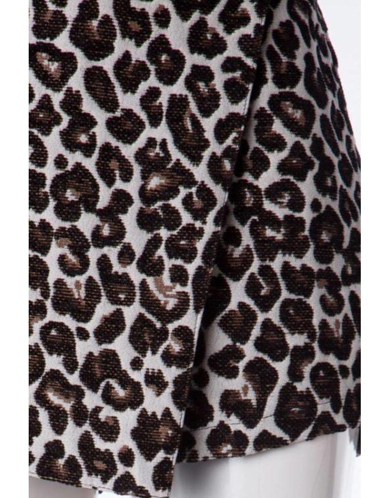 Fierce Leopard Skort