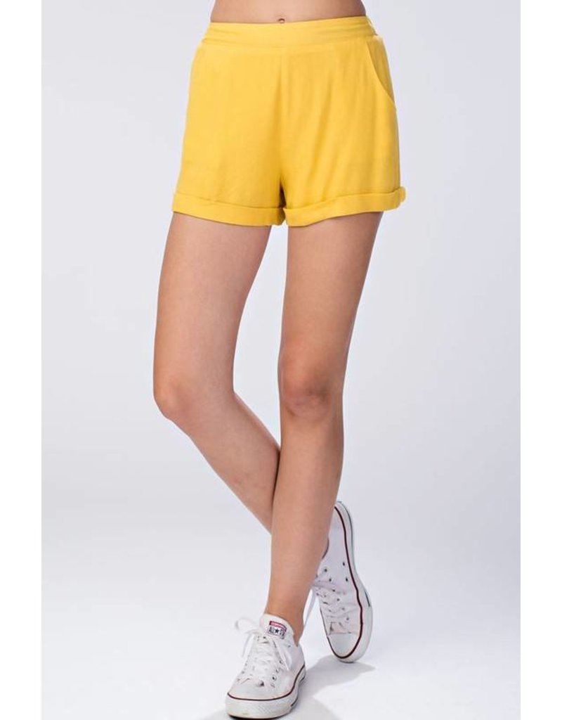 Perfect Game Day Shorts