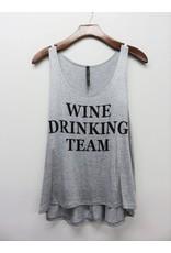 WINE DRINKING TEAM TANK