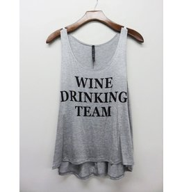 WINE DRINKING TEAM TANK
