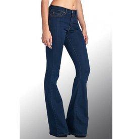 Super Dark Flare Jeans