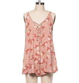 Don't Make Me Blush Romper