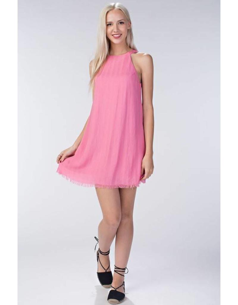 Pretty in Pink Dress - Catalog Connection