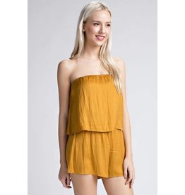 Golden Girl Romper