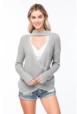 At Dawn Choker Sweater