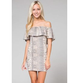 Wrap Around Me Dress