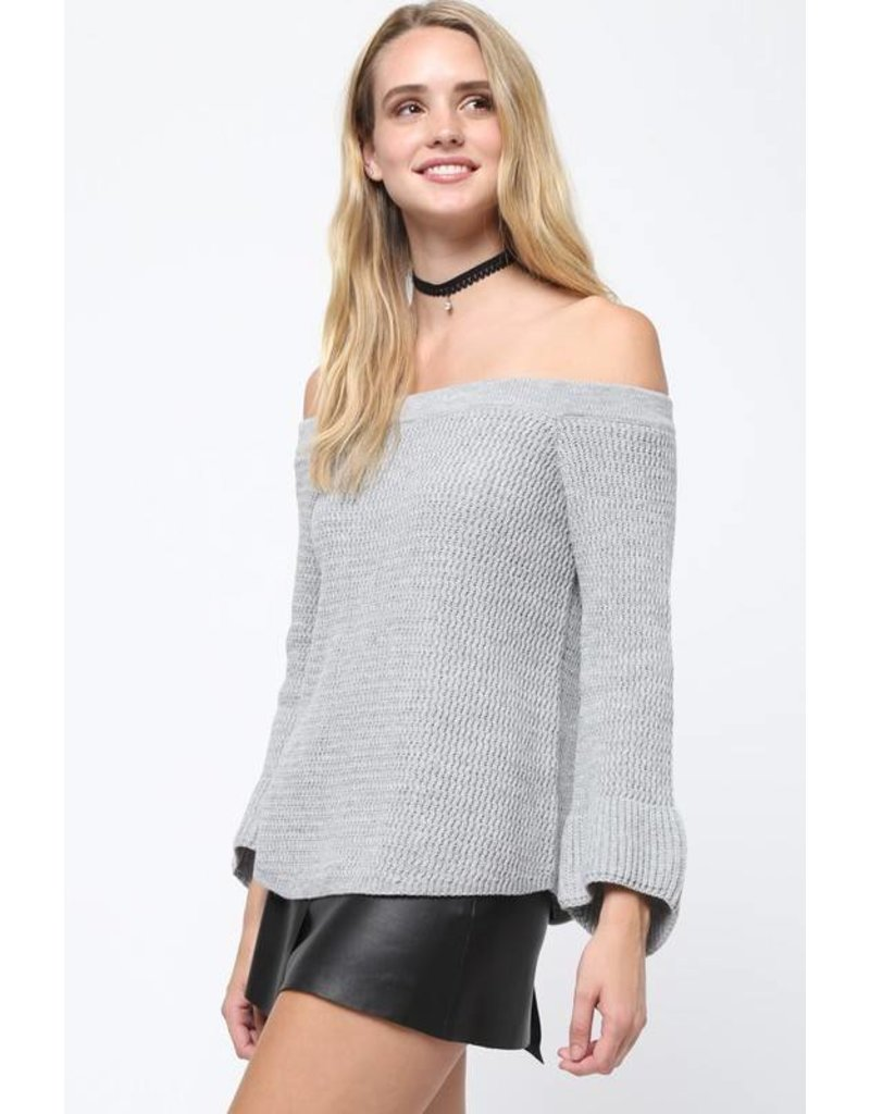 Fall is Coming Sweater