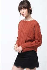 Leave You Sweater