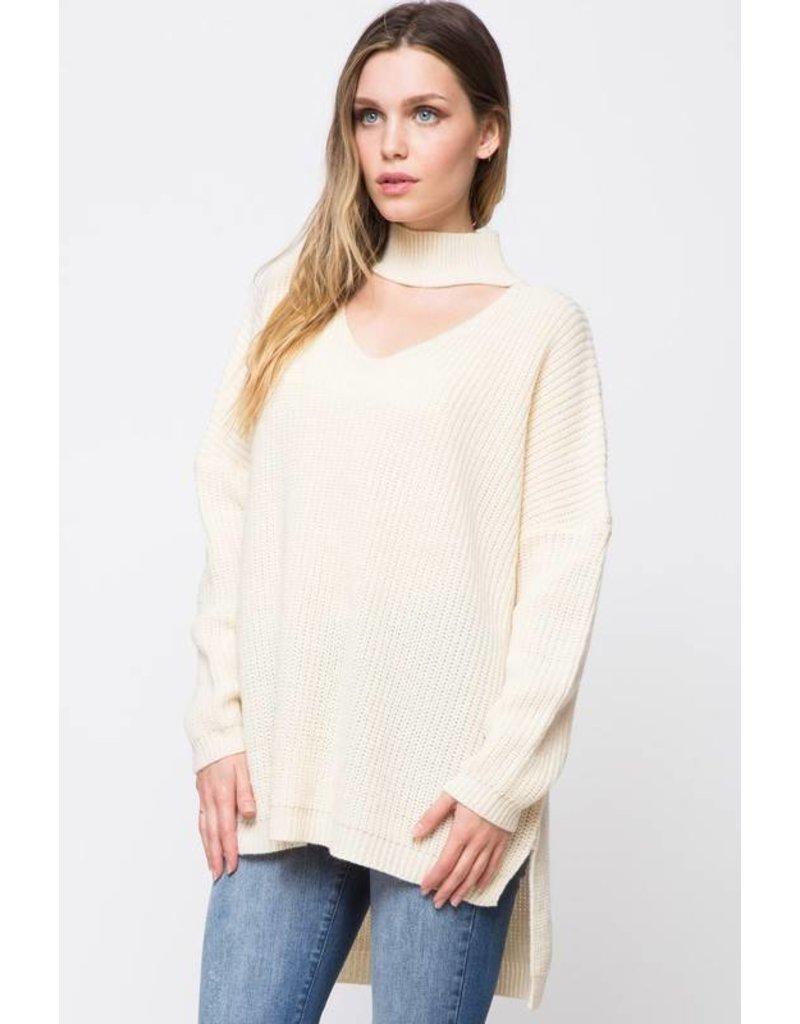 Outta My Head Sweater