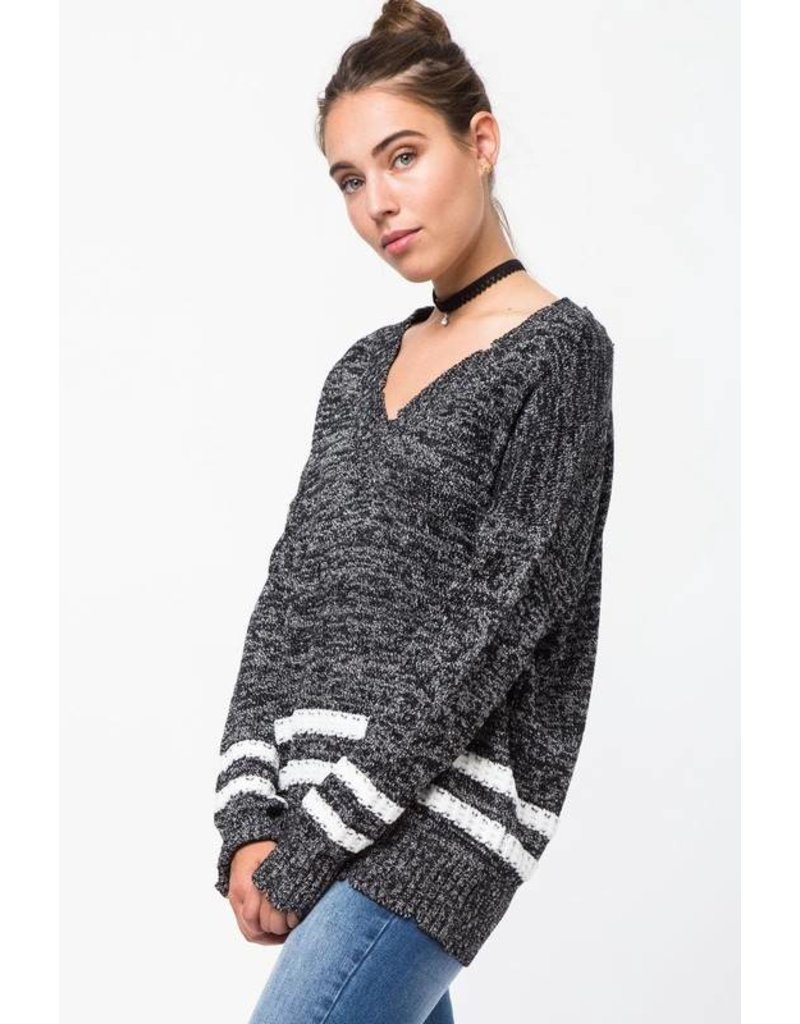 Wild Thoughts Sweater