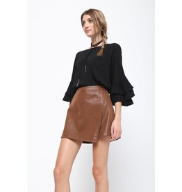 Slow Hands Envelope Skirt