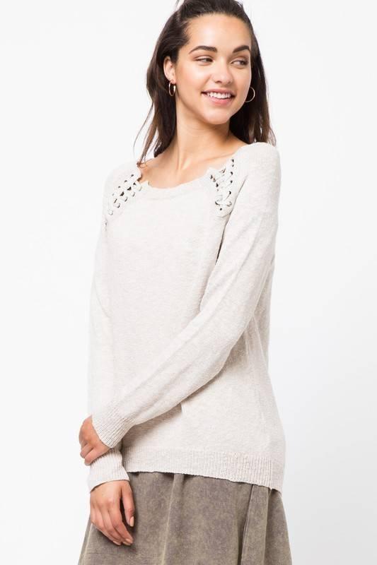 Danin' in the Moonlight Sweater