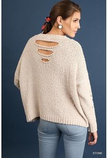 Back to Life Sweater