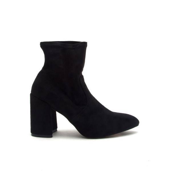 Pippa Sock Bootie