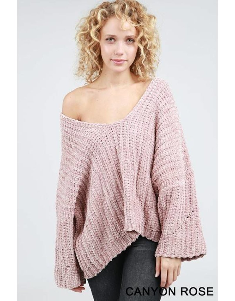 Because of You Sweater