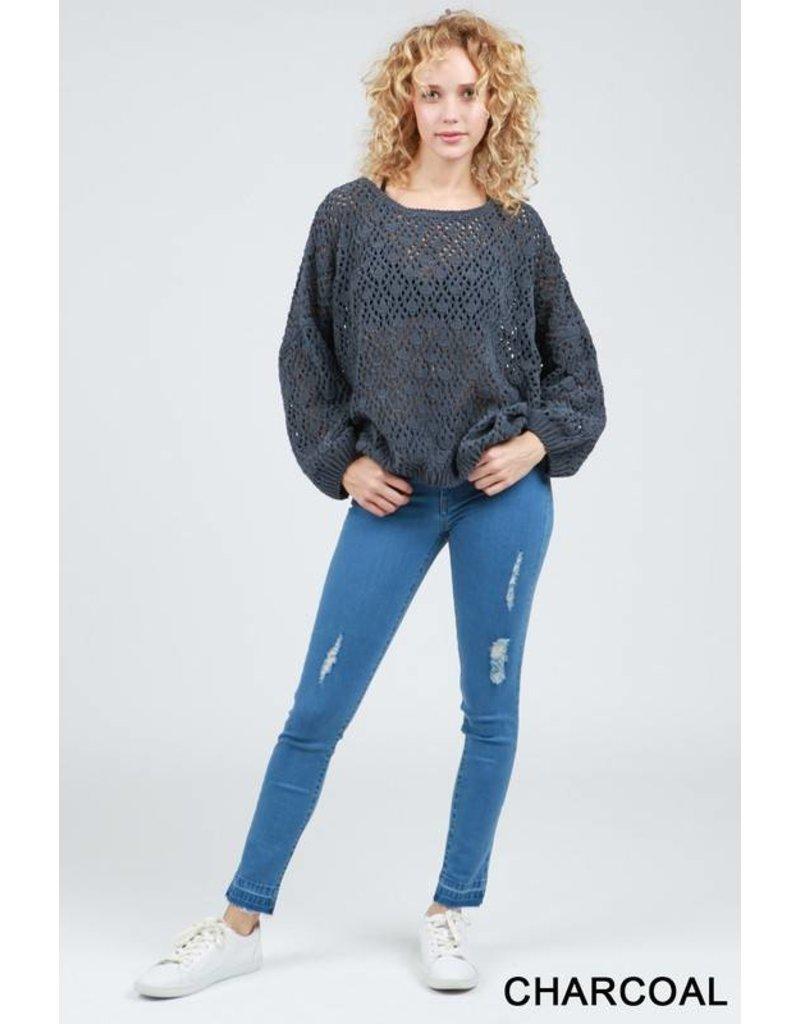 Run Around Sweater