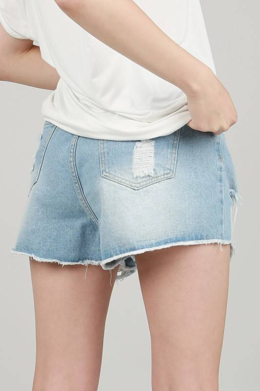 Jump in the Cadillac Shorts