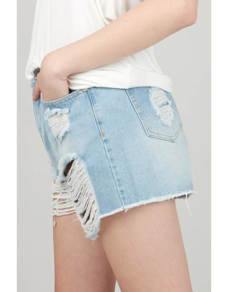 Jump in the Cadillac Shorts