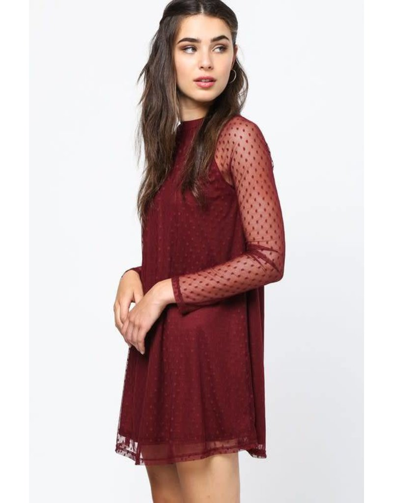 All About Me Dress