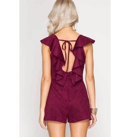 Be Alone Romper