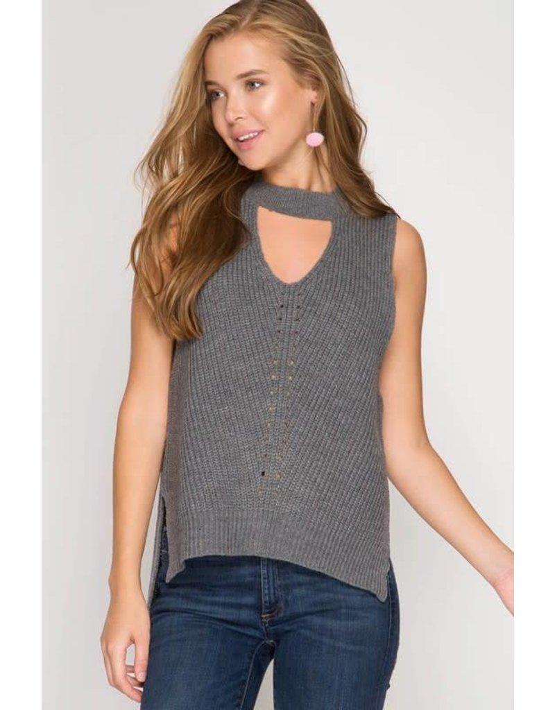 Sassy Sweater Vest