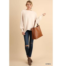 Cannon Oversized Sweater