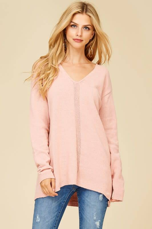 Rosewater Sweater