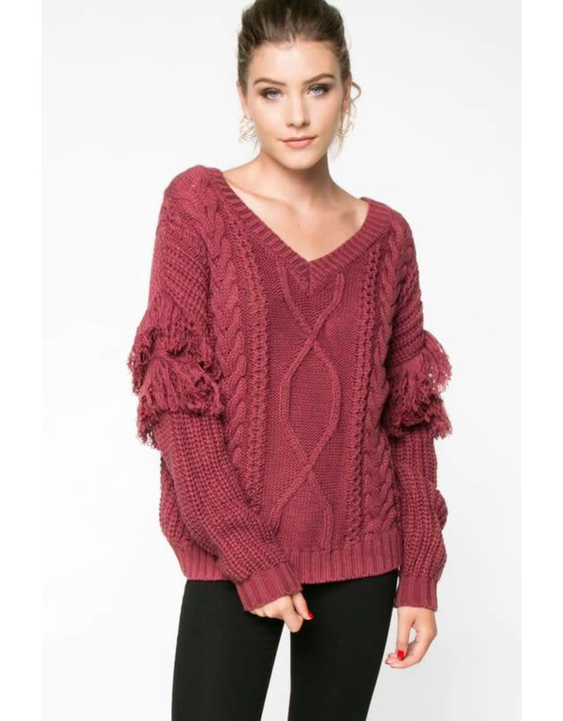 Faded Love Sweater