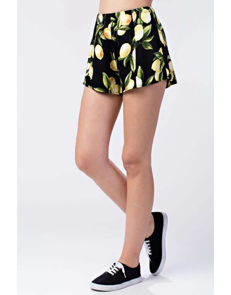 Squeeze The Day Set Shorts