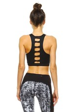 Laced With Intent Bra