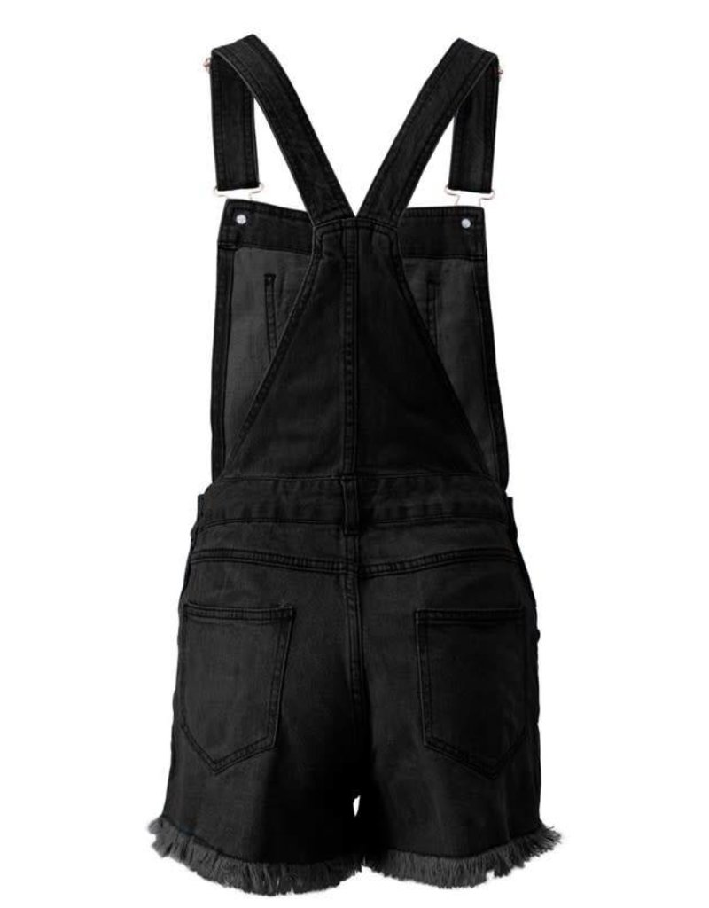 The Girlfriend Overalls
