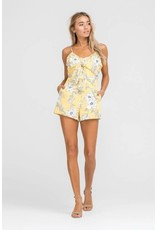 On The Side Romper