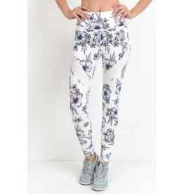 Floral Energy Legging
