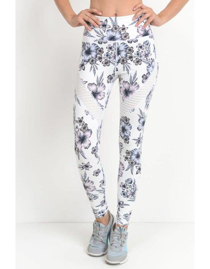 Floral Energy Legging