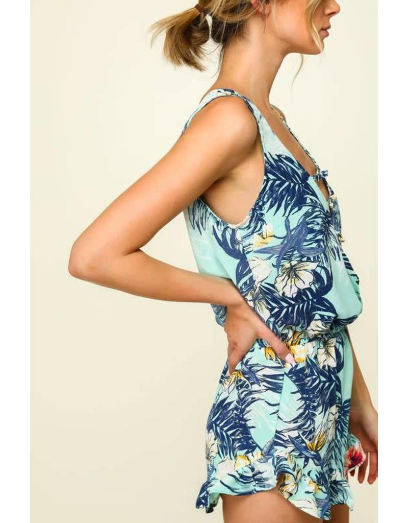 Hawaiian Breeze Romper