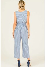 Fashion District LA Poolside Jumpsuit