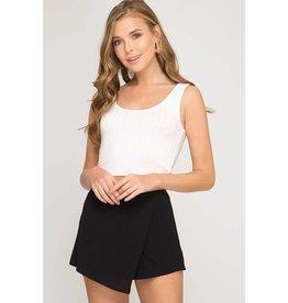 My Little Black Mini Skirt