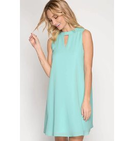 Summer Trapeze Dress